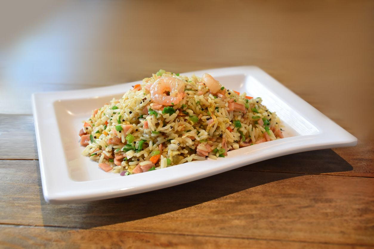 Chinese food Fried Rice
