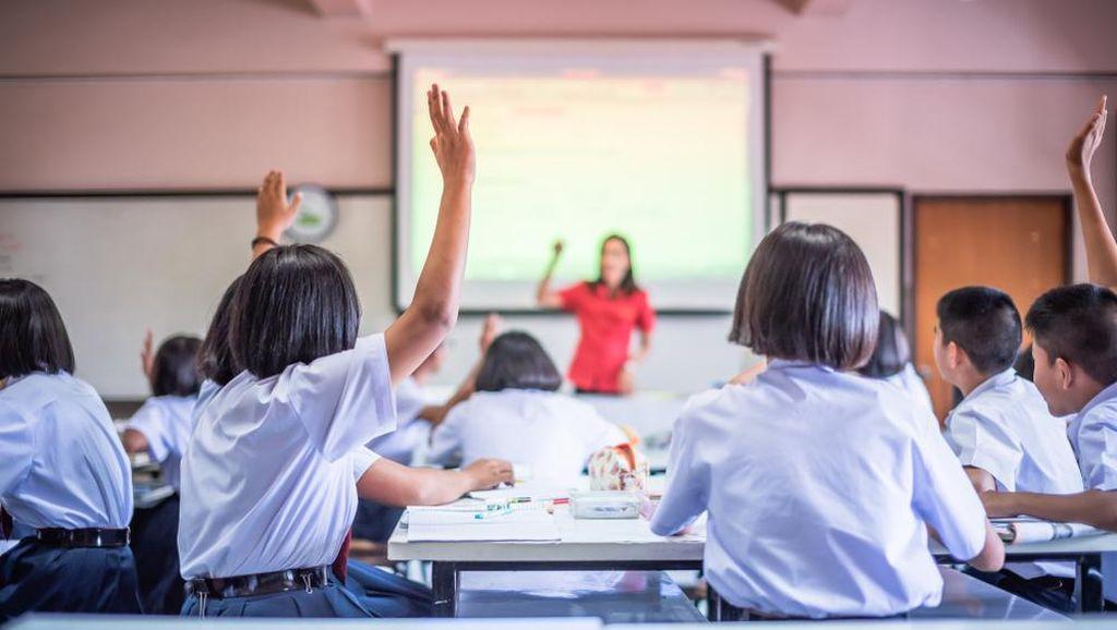 Catat! Prosedur Belajar Tatap Muka Sekolah Zona Hijau di Tahun Ajaran Baru
