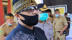 Jadi Zona Kuning Lagi, Ada Nakes Positif Asal Kabupaten Bandung