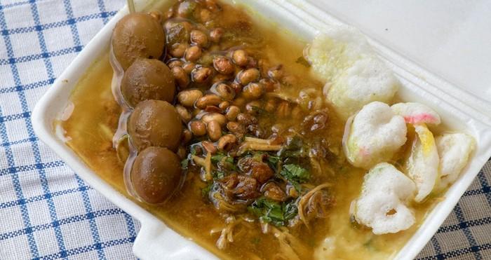 Kelebihan cara makan bubur ayam diaduk dan tidak diaduk