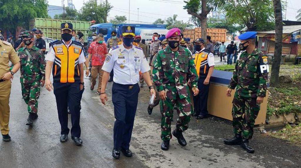 New Normal, Kemenhub Patroli Protokol Kesehatan di Lampung