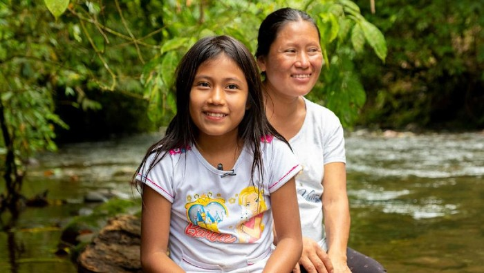 Bahkan tanpa akes internet dan telepon, siswa di daerah terpencil di Ekuador masih bisa belajar selama penutupan sekolah terkait COVID-19.
