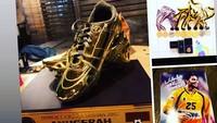 Kisah Pilu Pesepakbola yang Jual Sepatu Emas demi Bertahan Hidup