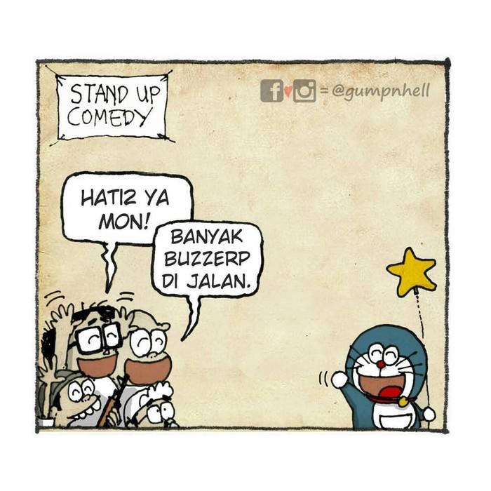 Komik Gump n Hell