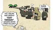 Komik Gump n Hell Tak Sekadar Satir tapi Juga Ajak Merenung