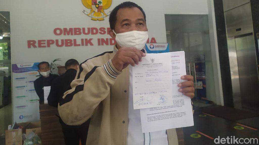 MAKI Laporkan Dugaan Maladministrasi terkait Djoko Tjandra ke Ombudsman