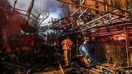 Ledakan Guncang Pabrik di Iran, 2 Orang Tewas