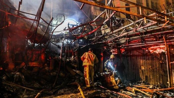 Ledakan Iran: Ada apa di balik kebakaran misterius di fasilitas penting, termasuk situs nuklir?
