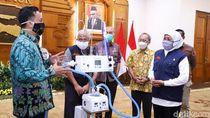 LIPI Sumbang Ventilator Canggih Bantu Penanganan COVID-19 di Jatim