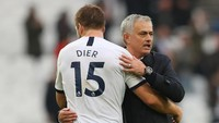 Apa Iya Mourinho Kehilangan Kendali Ruang Ganti Tottenham?