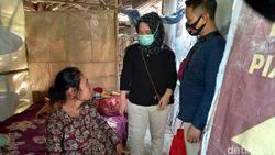 Niti Wanita yang Hidup di Kandang Bebek Mulai Terima Bantuan