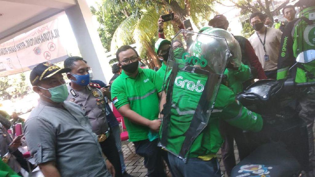 Sanksi bagi Ojol Depok yang Langgar Aturan: Kena Teguran hingga Suspend!
