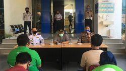 Polisi Akan Pantau Penerapan Protokol Kesehatan Ojol Berpenumpang di Depok