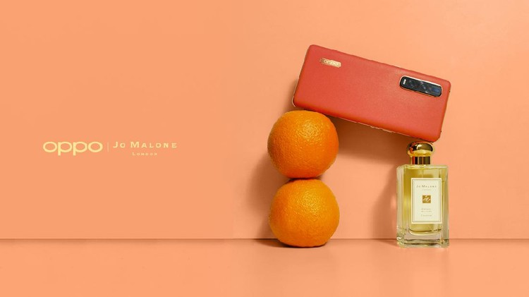 OPPO Find X2 Pro Tea Orange