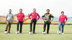 Persiapan Stadion Jakabaring untuk Piala Dunia U-20