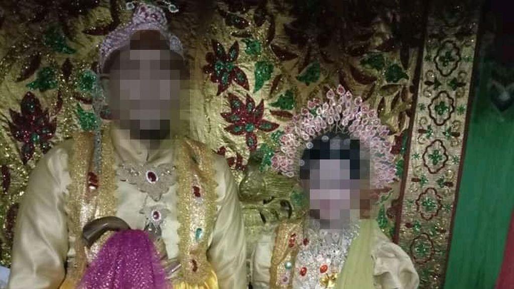 Sebelum Menikah, Pria dan Gadis 12 Tahun di Pinrang Pacaran 5 Bulan