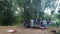 Judi Sabung Ayam di Pinrang Digerebek Polisi, 6 Pelaku Diamankan