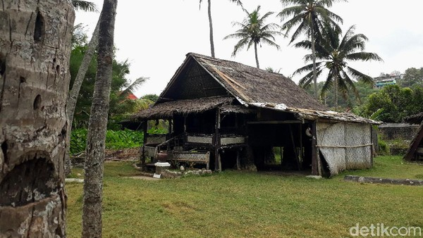 Sekitar satu bulan lalu, objek wisata Pondok Bambu Rangdo ramai dikunjungi wisatawan. Inilah wisata Bantul yang sebelas-dua belas dengan Hawaii. (Kristina/detikcom)