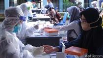 Cerita Calon Mahasiswa Jalani Rapid Test Usai UTBK di UPI Bandung