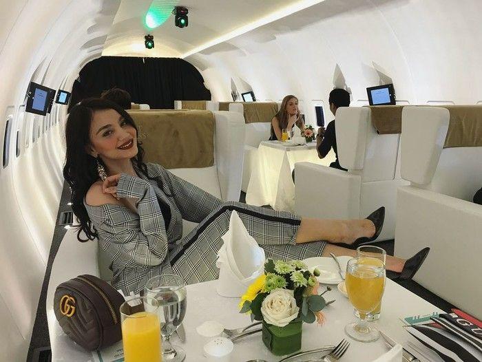 Restoran dalam pesawat