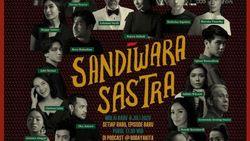 Mempopulerkan Sandiwara Sastra yang Gaet 27 Aktor dan Aktris Indonesia