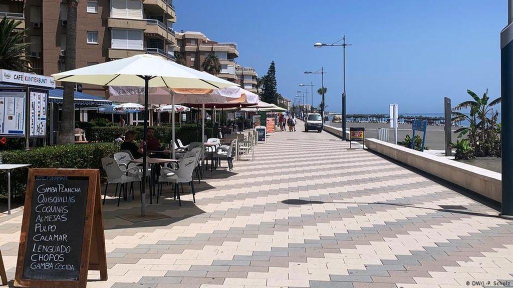 Sektor Wisata Spanyol Masih Terjerembab, Pengangguran di Kalangan Muda Meluas