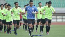 Strategi Bima Sakti Bangun Kekompakan Antarpemain Timnas U-16