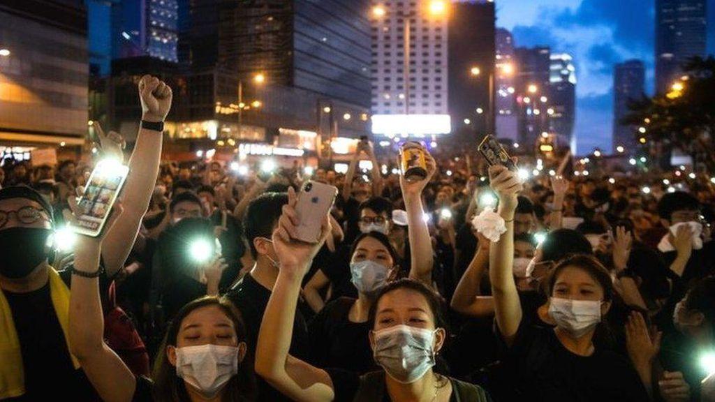 UU Keamanan Hong Kong, Facebook-Google Tolak Beri Data Pengguna ke Polisi
