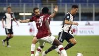 Milan Vs Juventus: 10 Fakta dari Comeback Sensasional Rossoneri