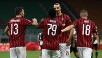 Milan Vs Juventus: Sempat Tertinggal Dua Gol, Rossoneri Akhirnya Menang 4-2