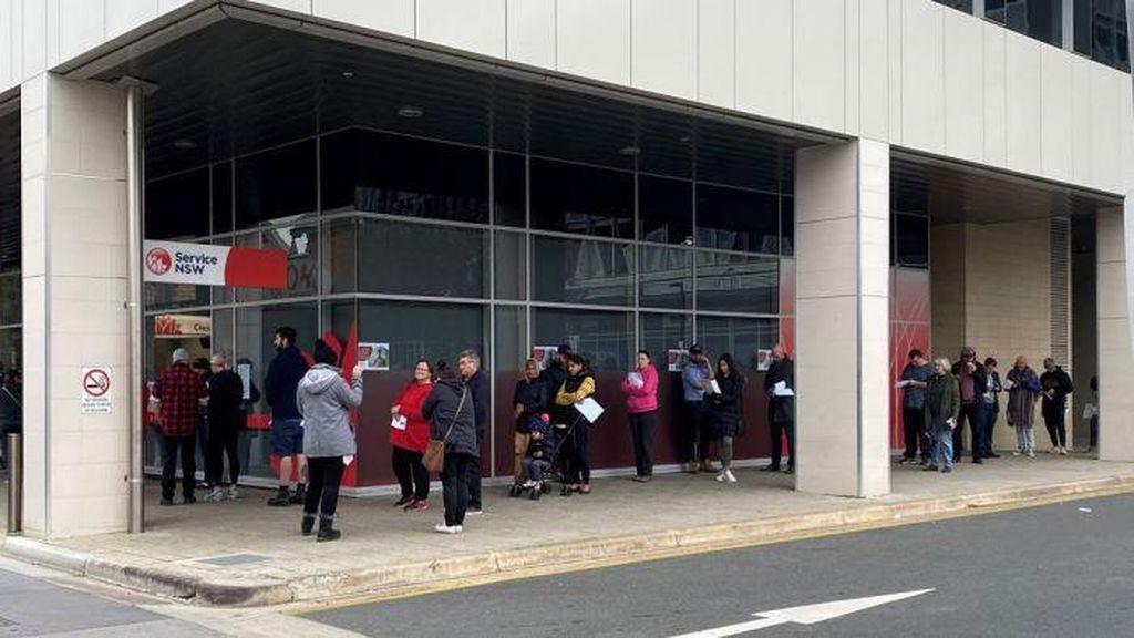 Lockdown di Depan Mata Bikin Warga Melbourne Panik Belanja
