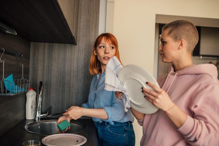 Tips Bersihkan Alat Dapur