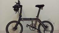 Modifikasi Sepeda Jadi Enggak Perlu Capek Gowes Lagi, Siapkan Uang Rp 5 Juta