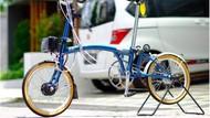 Alat Ini Ubah Sepeda Manual Jadi Bertenaga Listrik