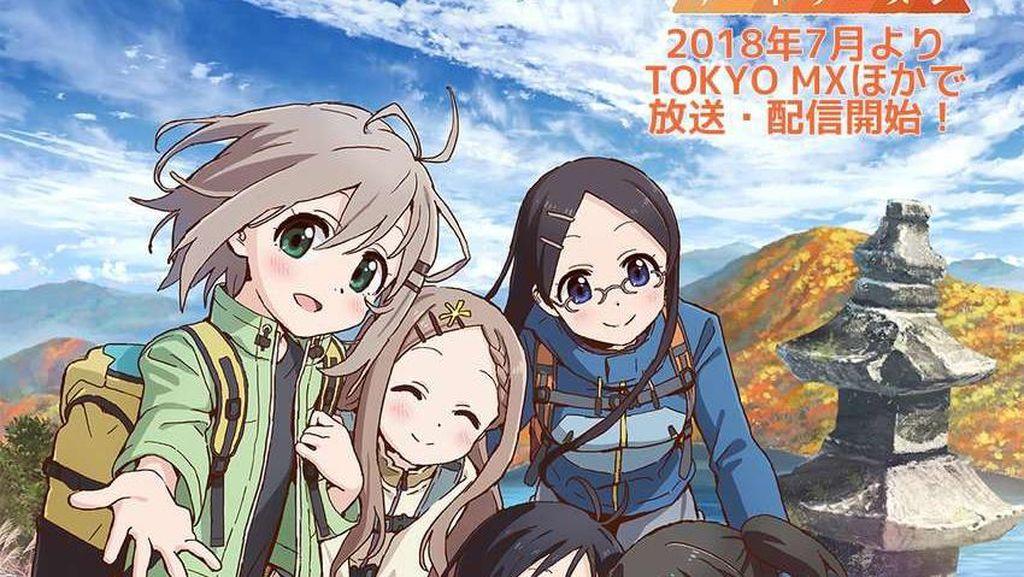 Animeindo Ilegal, Nonton Film Streaming Online Anime Bertema Alam Di Sini Saja!