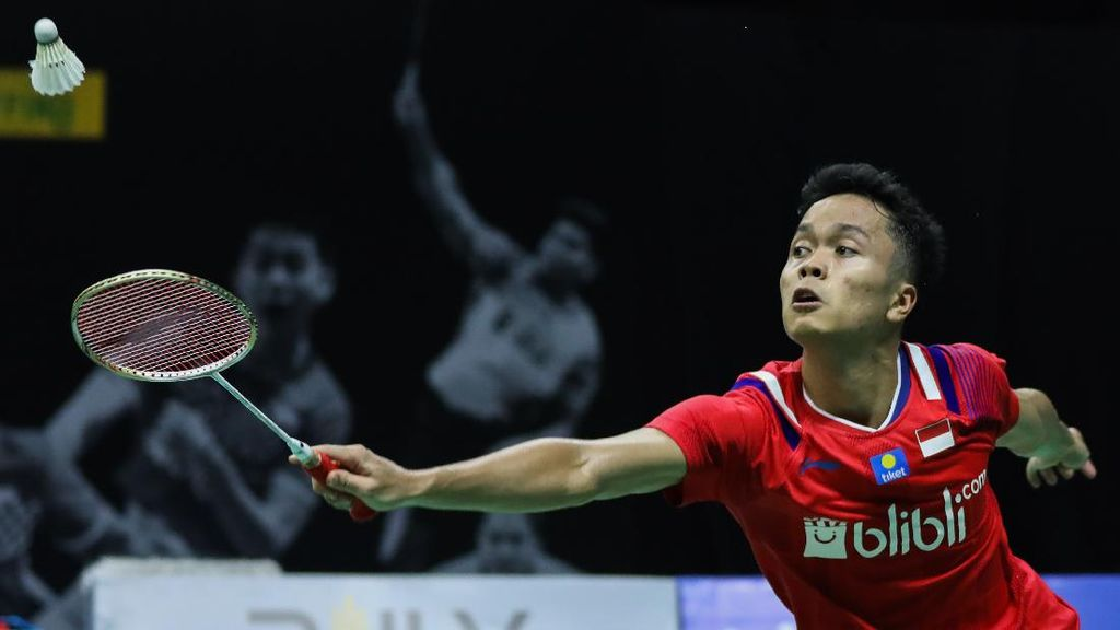 Jadwal BWF World Tour Finals Hari Ini, Ada Anthony Vs Axelsen