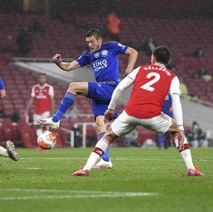 Arsenal Vs Leicester Berakhir Imbang 1-1