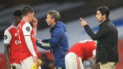 Arteta Sesalkan Peluang-peluang Arsenal yang Terbuang