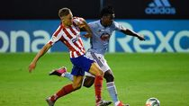 Atletico Tertahan di Markas Celta Vigo