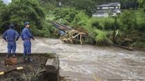 Banjir Jepang Tingkatkan Risiko Penyebaran Virus Corona