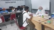 104 Staf-Anggota Bawaslu Depok Ikut Rapid Test, Hasilnya Non-Reaktif