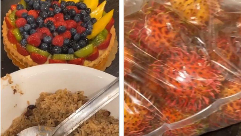 Cardi B Ternyata Juga Doyan Nasi Kebuli dan Rambutan