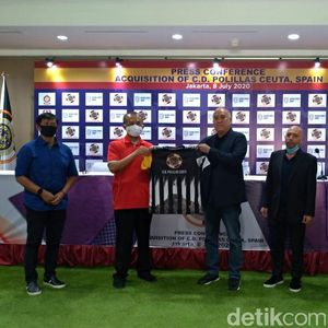 C.D Polillas Ceuta, Klub Spanyol di Afrika Utara Diakuisisi Akademi Indonesia