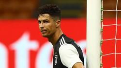 Kesalahan Cristiano Ronaldo Berujung Gol Ketiga AC Milan