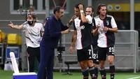 Lini Tengah Juventus Mejan, Sarri Tak Cemas