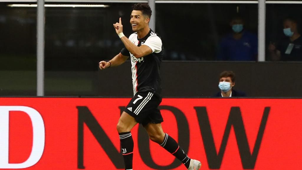 Top Skor Liga Italia: Ronaldo Dekati Immobile