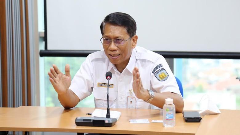 Direktur Utama PT KAI Didiek Hartantyo