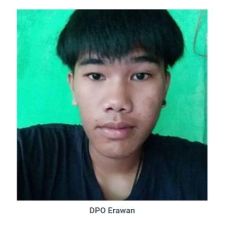 DPO pencabulan anak di bawah umur Polres Kaur, Bengkulu.