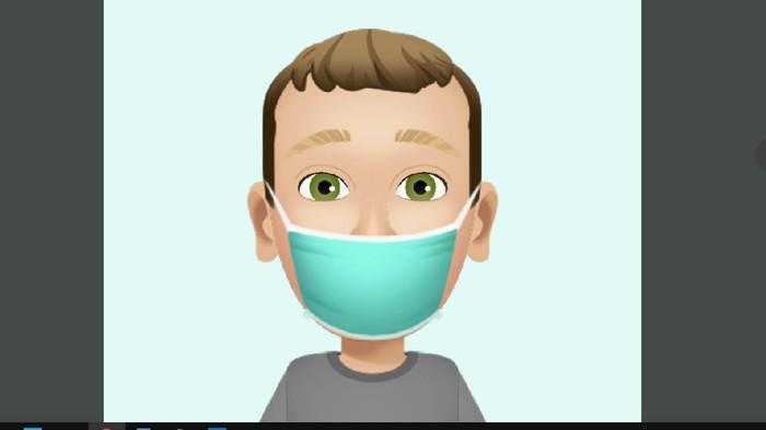 Foto Profil Mark Zuckerberg