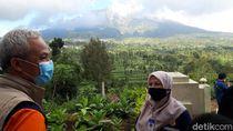 Gunung Merapi Menggembung, Warga Diminta Waspada dan Latihan Ngungsi